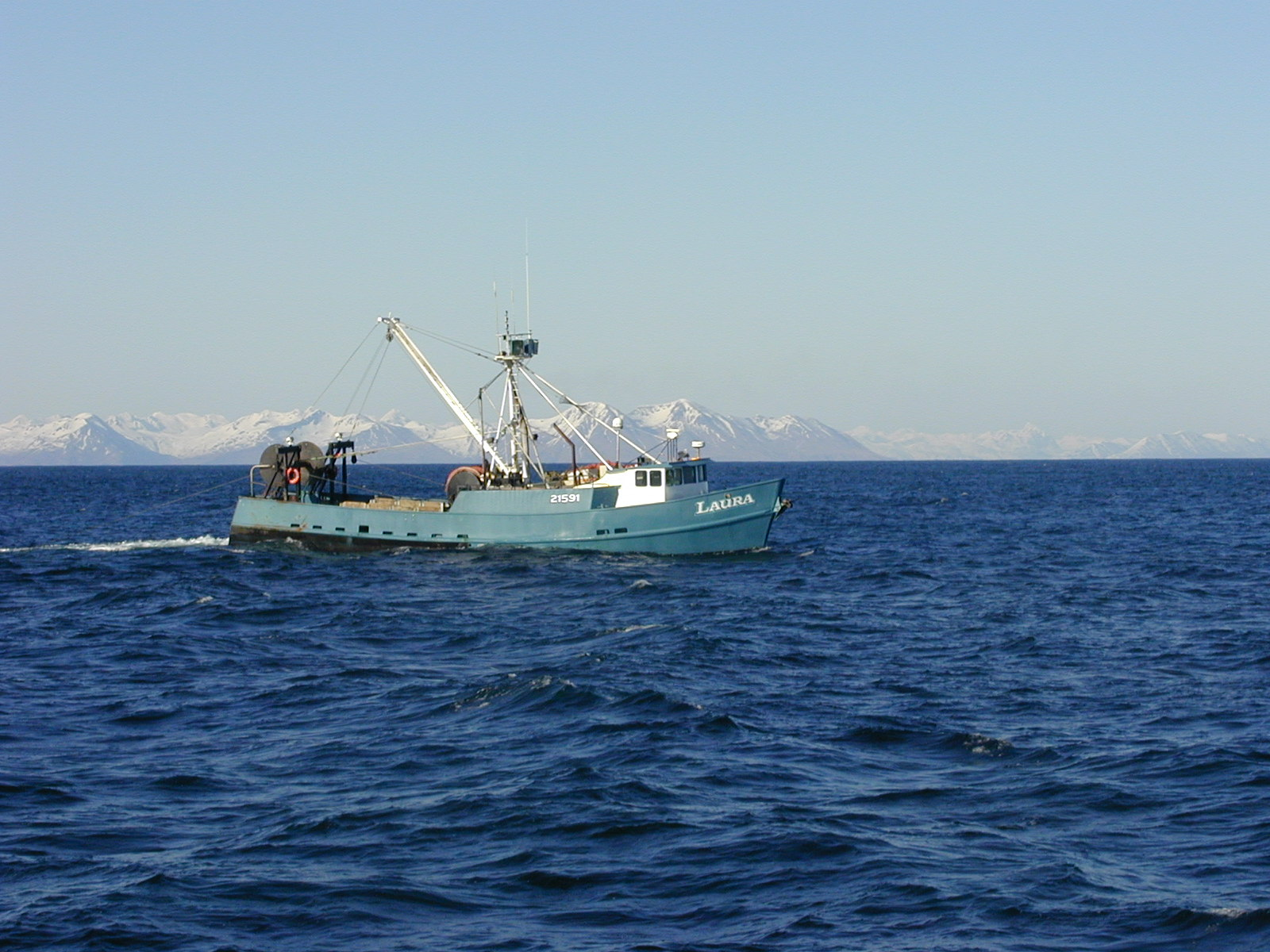 Commercial fishing for Commercial deep sea fishing boats for sale